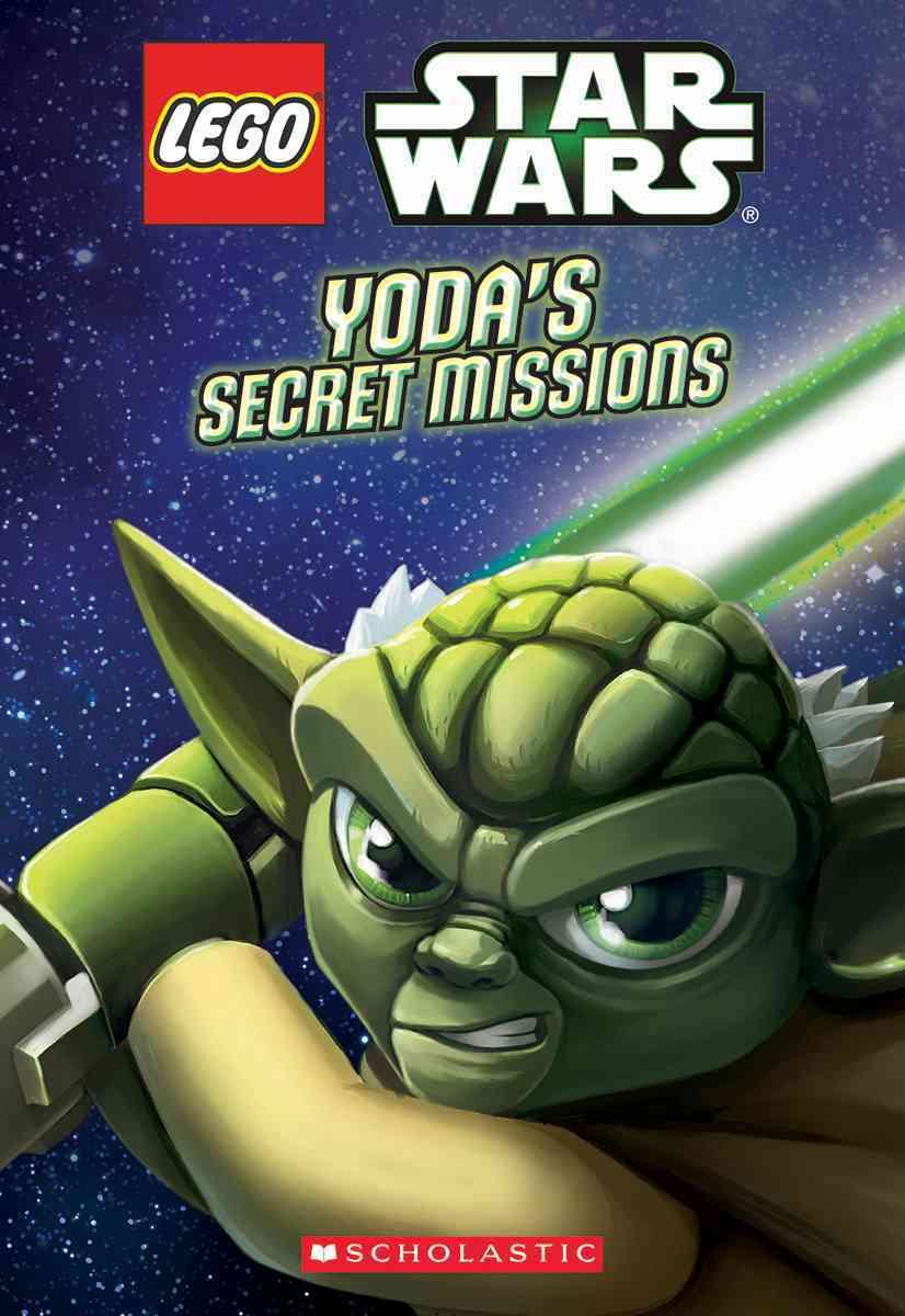 Lego Star Wars: Yoda's Secret Missions By Landers, Ace/ Ameet Studio (ILT)